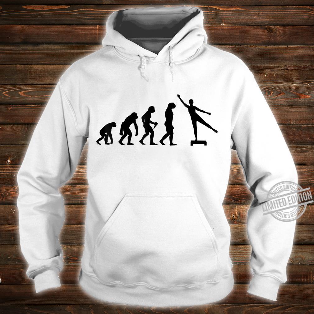 Aerobic evolution Shirt hoodie