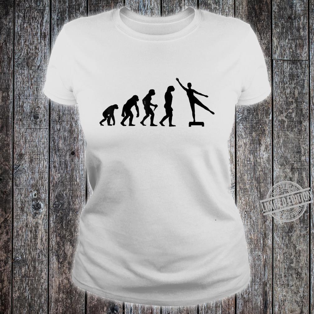 Aerobic evolution Shirt ladies tee