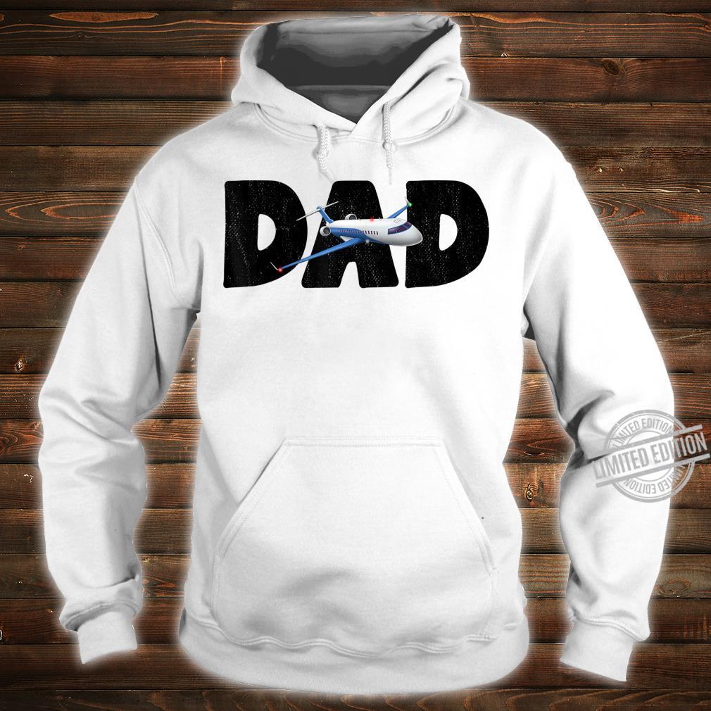 Airplane Dad Aviator Flying Aircraft Shirt hoodie