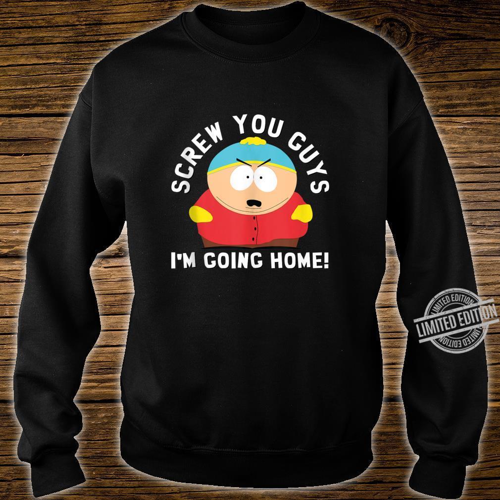 South Park Screw You Guys Eric Cartman Shirt sweater